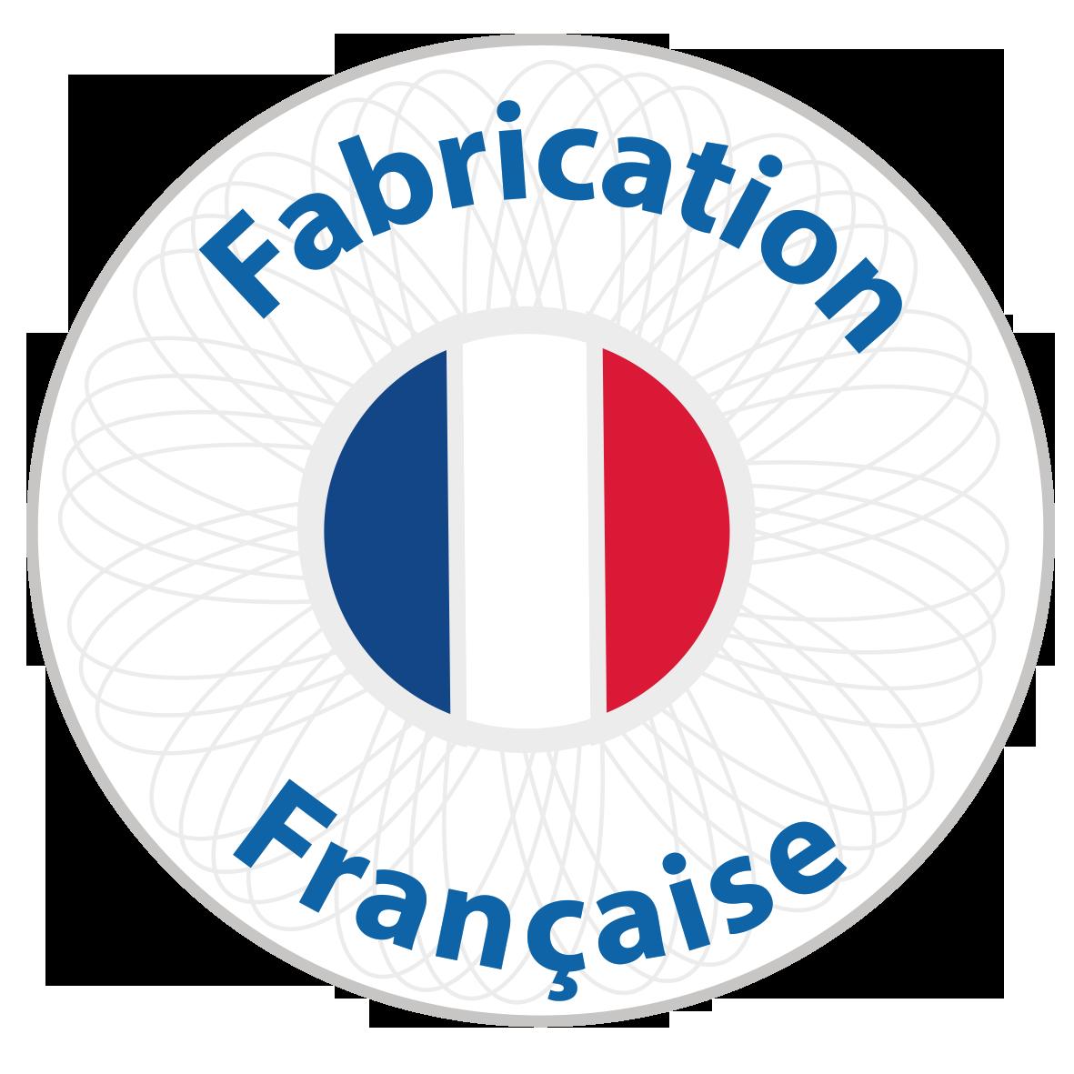 FABRICATION FRANCAISE fondblanc
