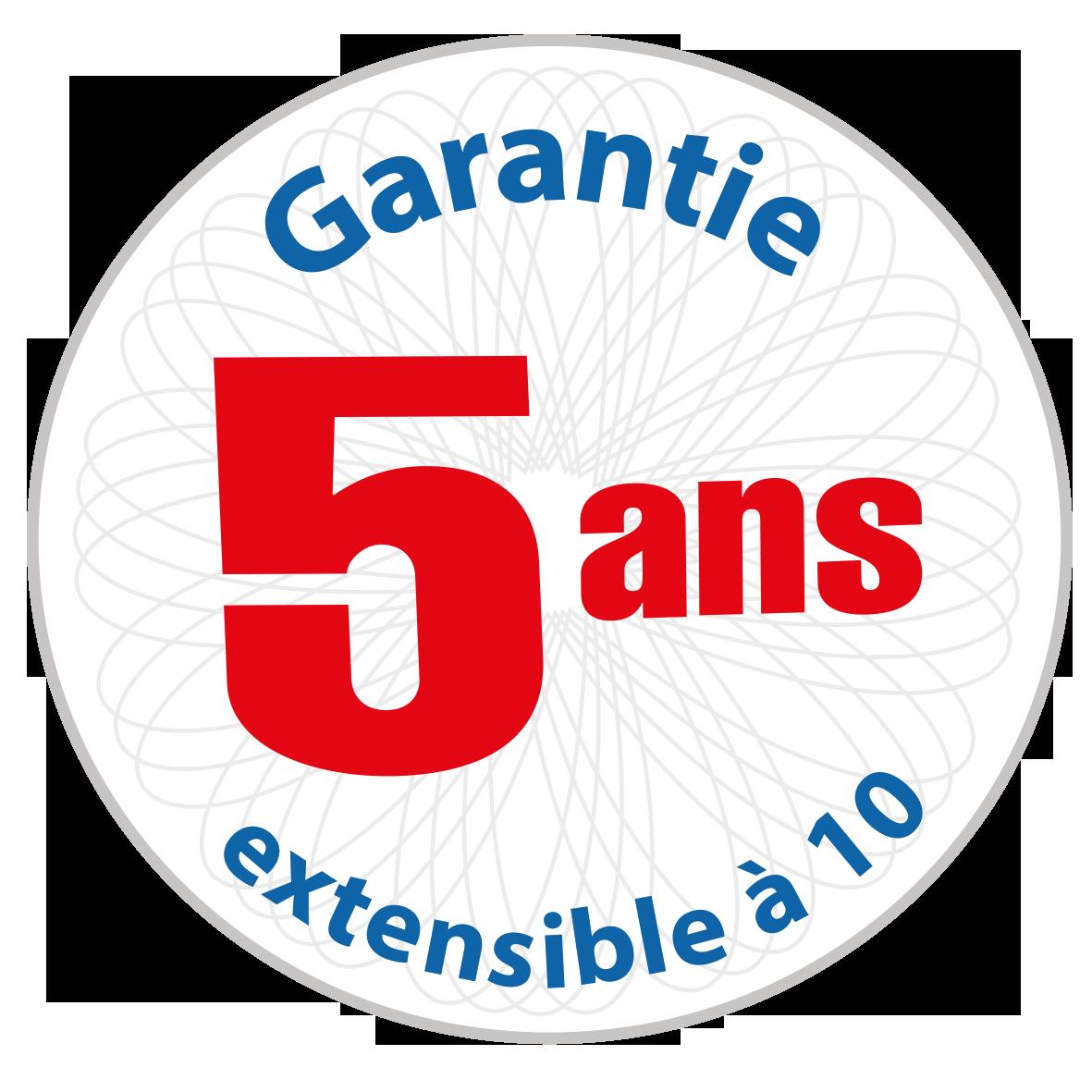 GARANTIE Extensible 10